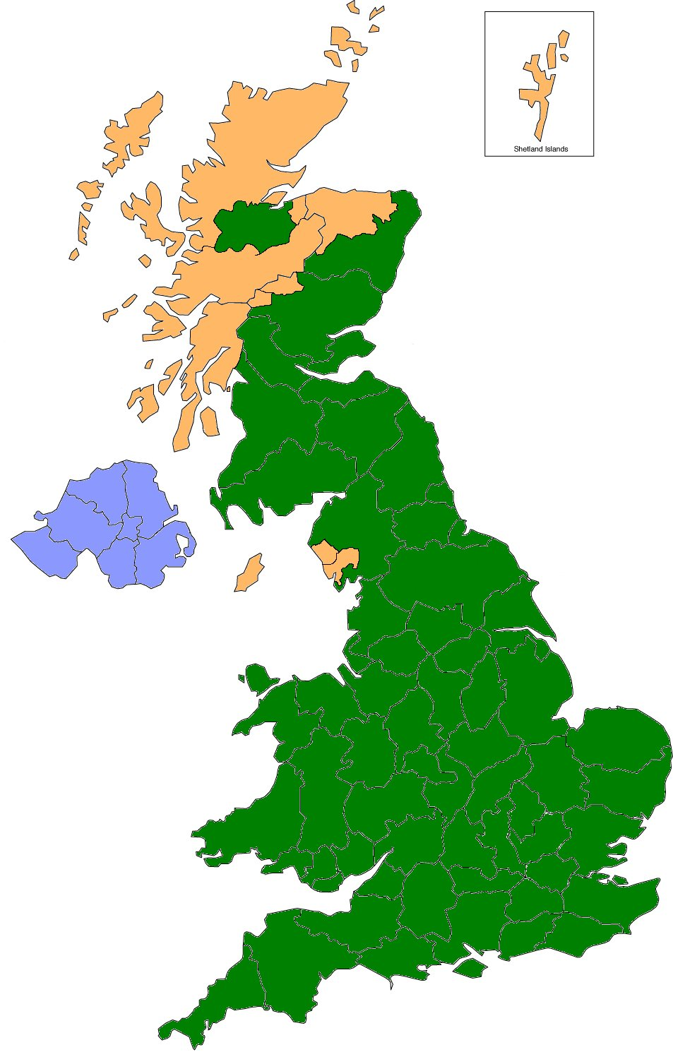 Map Of Uk Mainland.Delivery Policy Hall S Rainsaver