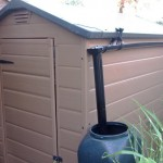 keter shed guttering kit
