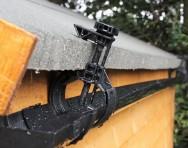 Hall's Rainsaver Guttering Kit for Garden Buildings