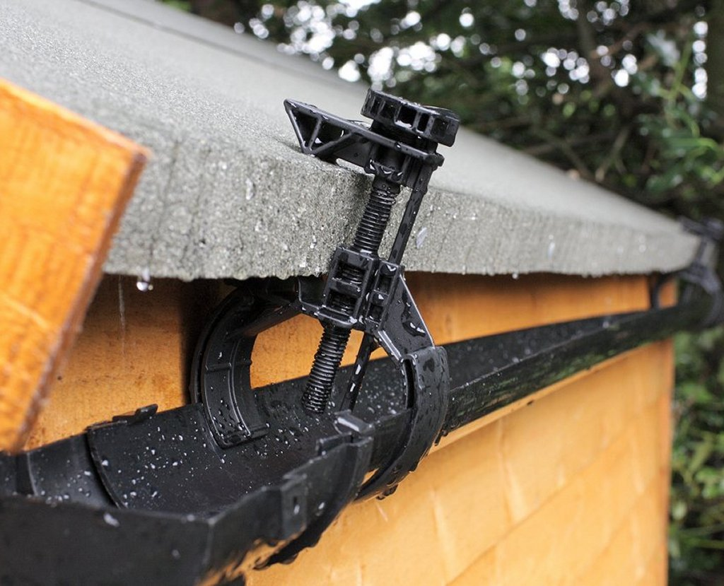 Hall S Rainsaver Guttering Kit For Garden Buildings